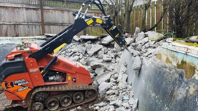 Concret Demolition