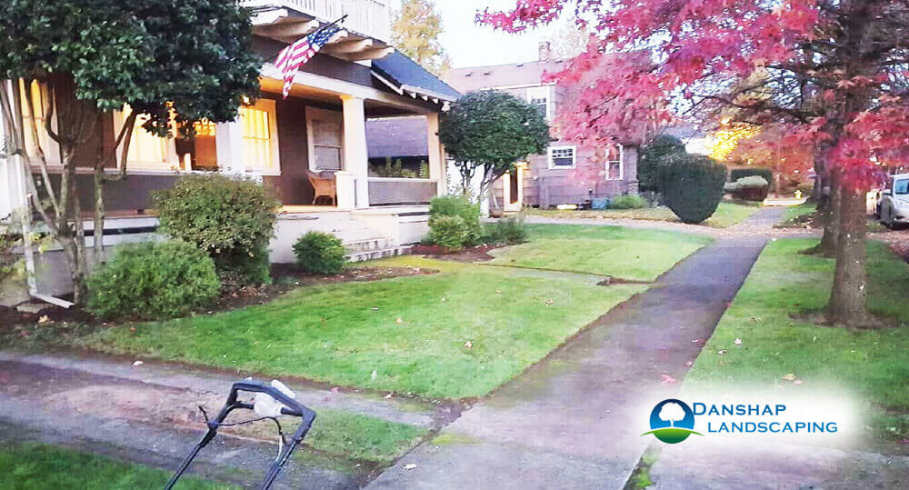 Seasonal Yard Clean Up Services in Vancouver After
