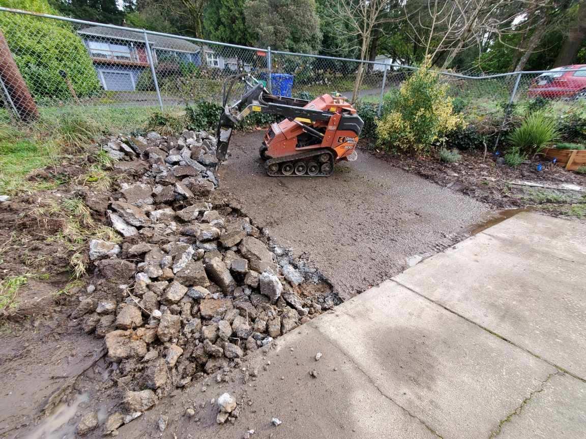 Concrete Demolition 2