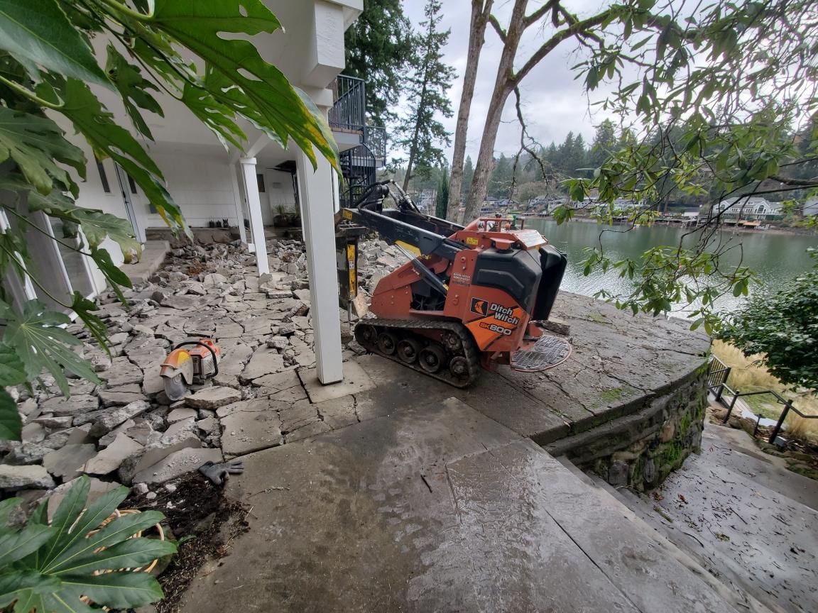 Concrete Demolition 3