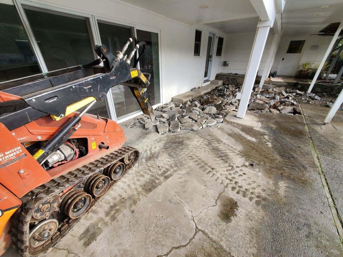 Concrete Demolition 4