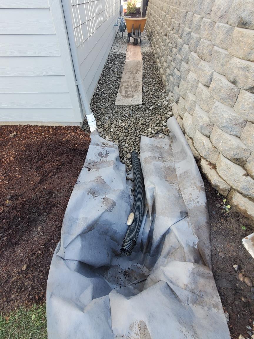 Drainage Installation 3